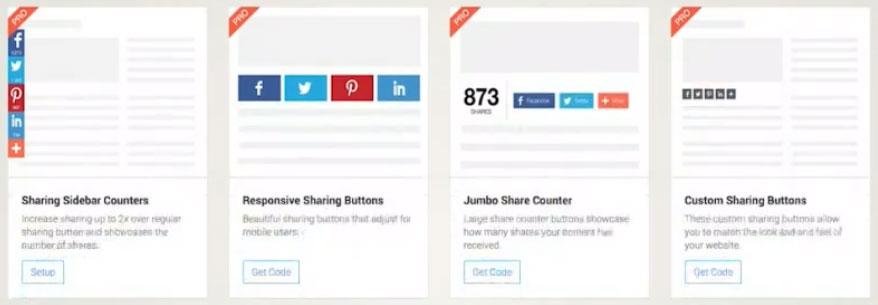 Cara Memasang Share Facebook