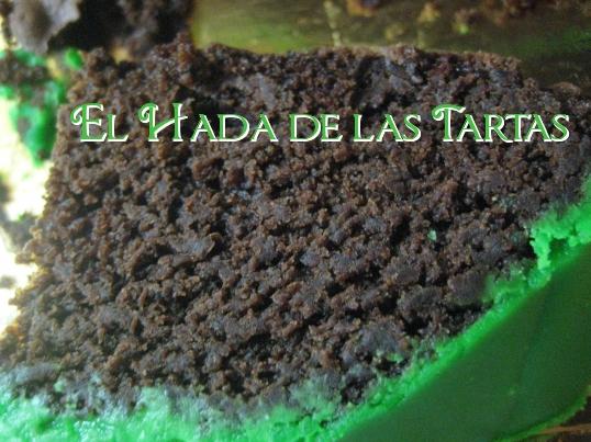 El hada de las tartas arbol de navidad con sabor a chocolate for Duo harinero