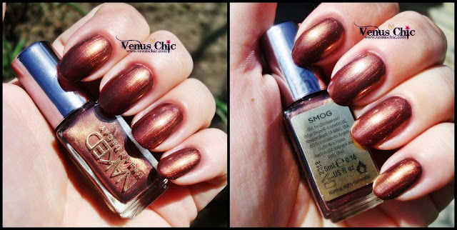 Swatch Naked by Urban Decay - Smog