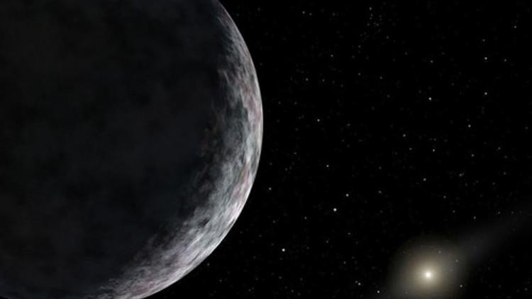 Así luce el planeta X
