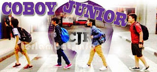 Kumpulan Lagu Album Terbaru Coboy Junior 2013