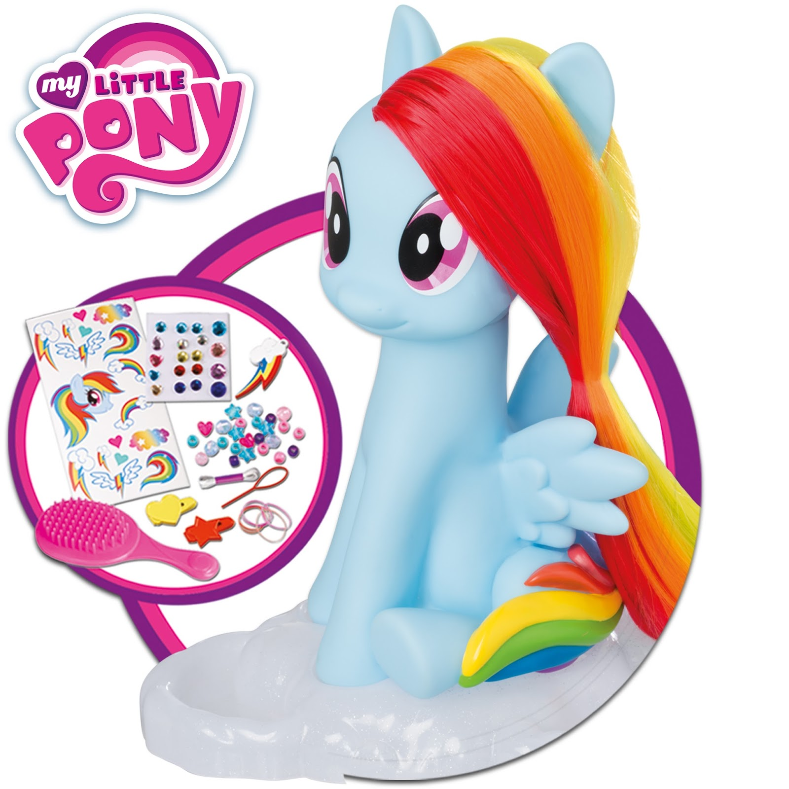 My Little Pony Hairstyles Toy The Best Hair Of 2018