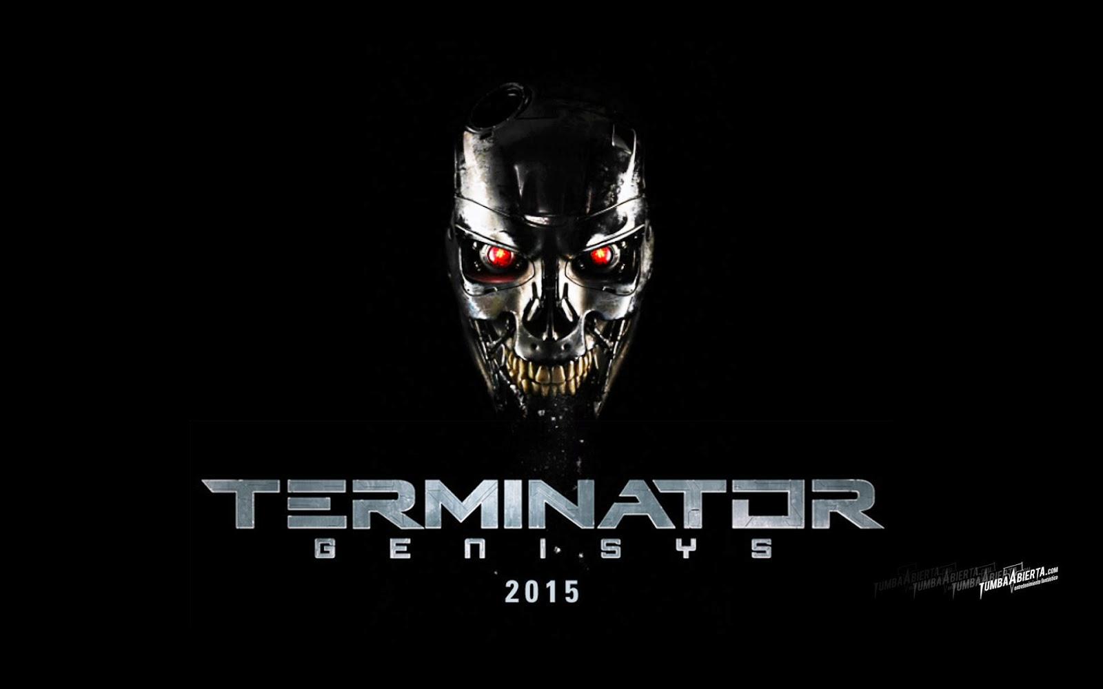 Terminator Genisys -Main Poster