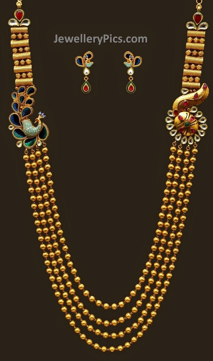 gold beads haram