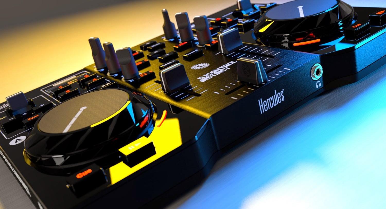 Virtual DJ 8 - Setup with a Numark DJ Controller