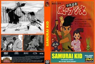 SAMURAI KID - DESENHO
