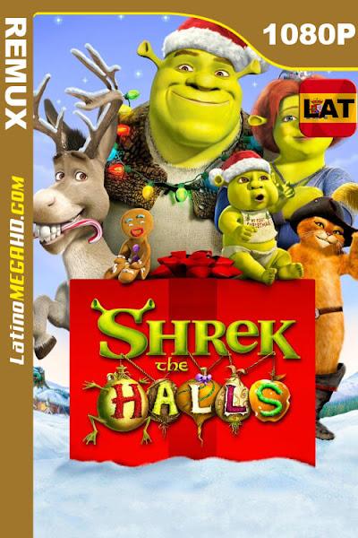 Shrek Ogrorisa la Navidad (2007) Latino HD BDREMUX 1080P ()