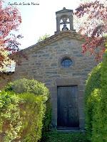La capella de Santa Maria de La Bertrana