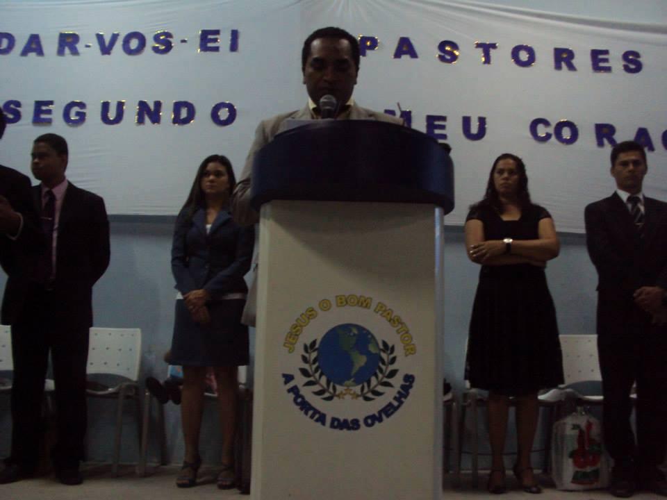Igreja Assembléia de Deus Min. Jesus o Bom Pastor