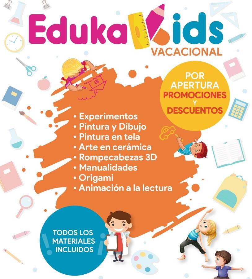 Vacacional EdukaKids