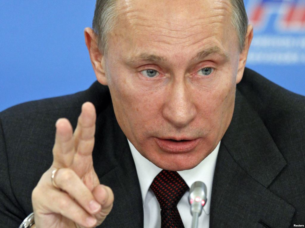 Putin: jangan ganggu syria