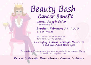 Beauty Bash Cancer Benefit