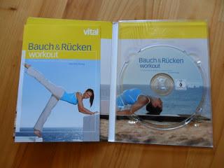 Test Erfahrung Bewertung Blog Vital Bauch und Rücken Workout