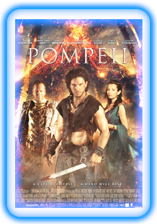 Pompeii - Pompeya la película