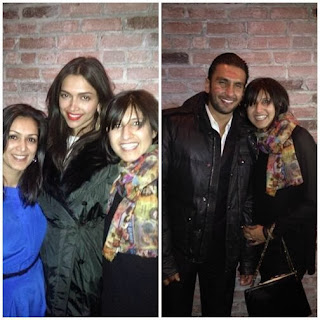 Deepika Padukone spends birthday with Ranveer Singh in New York City