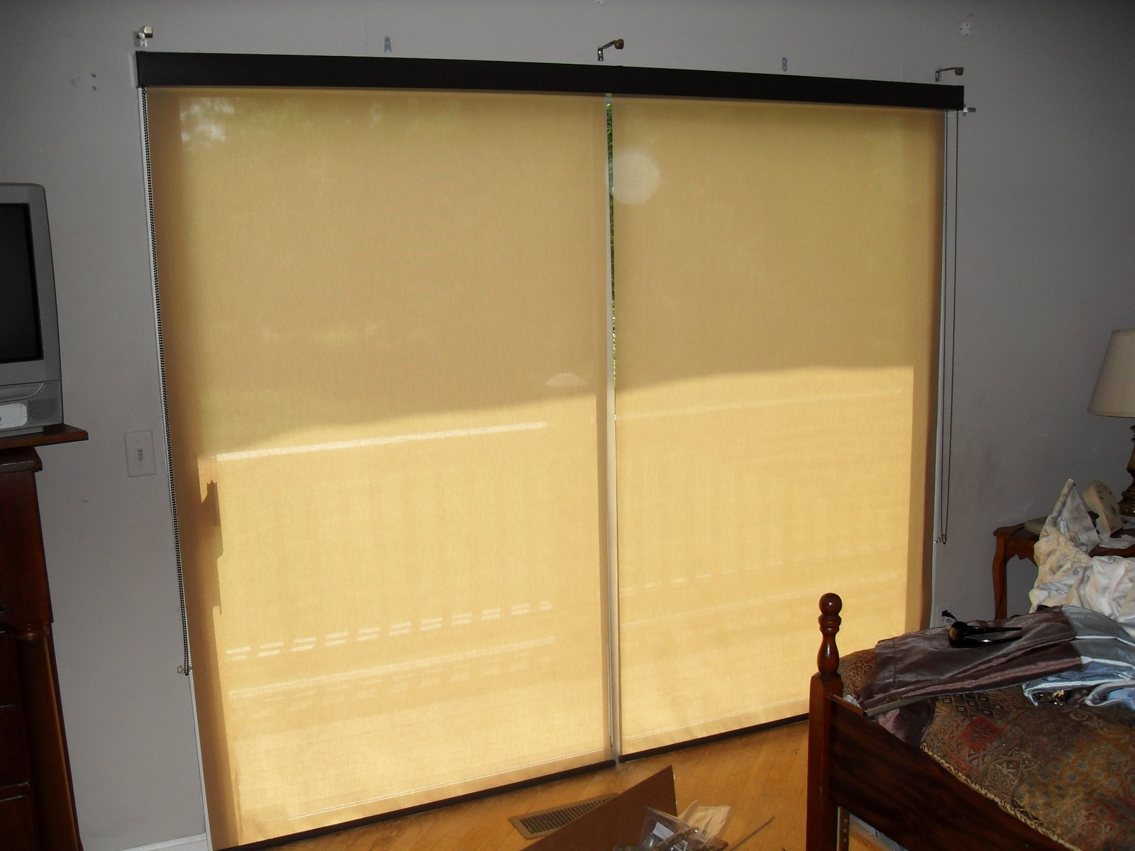 louisville blinds and drapery patio door shades