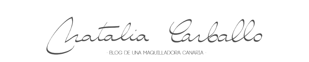 Natalia Carballo | Maquilladora profesional Las Palmas