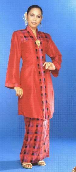 Kumpulan Foto Model Baju Kebaya Labuh Trend Baju Kebaya
