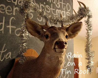 Decorate the Buck {rainonatinroof.com}