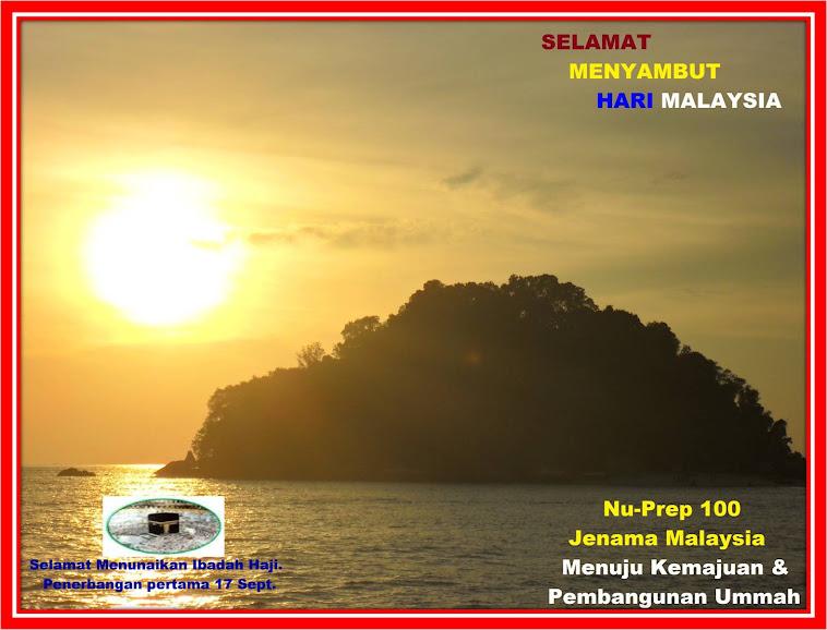 Selamat Menyambut Hari Malaysia dan Menunaikan Ibadah Haji