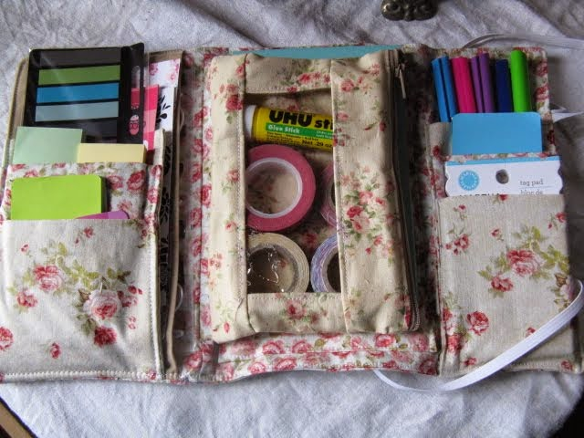 My Homemade Accessory Organizer