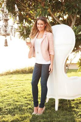 Model, Lauren Conrad