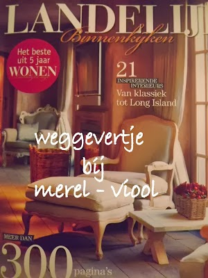Give-away bij Merel-Viool