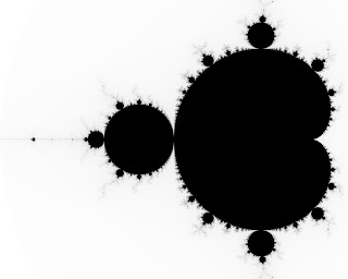 Image of the Mandelbrot set