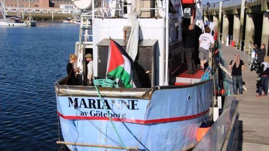 Israel ataca barco que levava ajuda humanitária aos palestinos