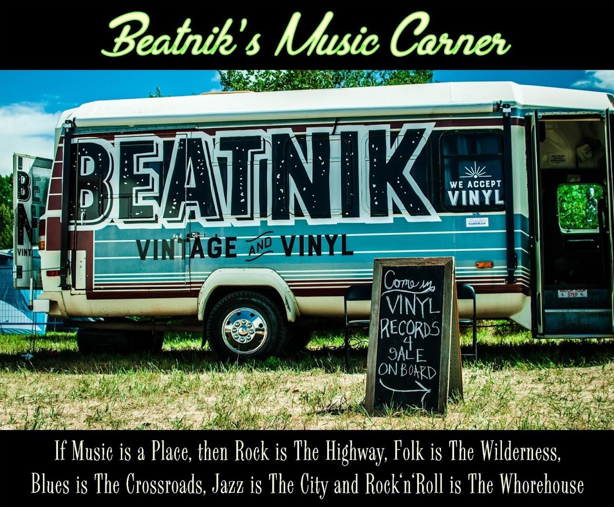Beatnik's Music Corner