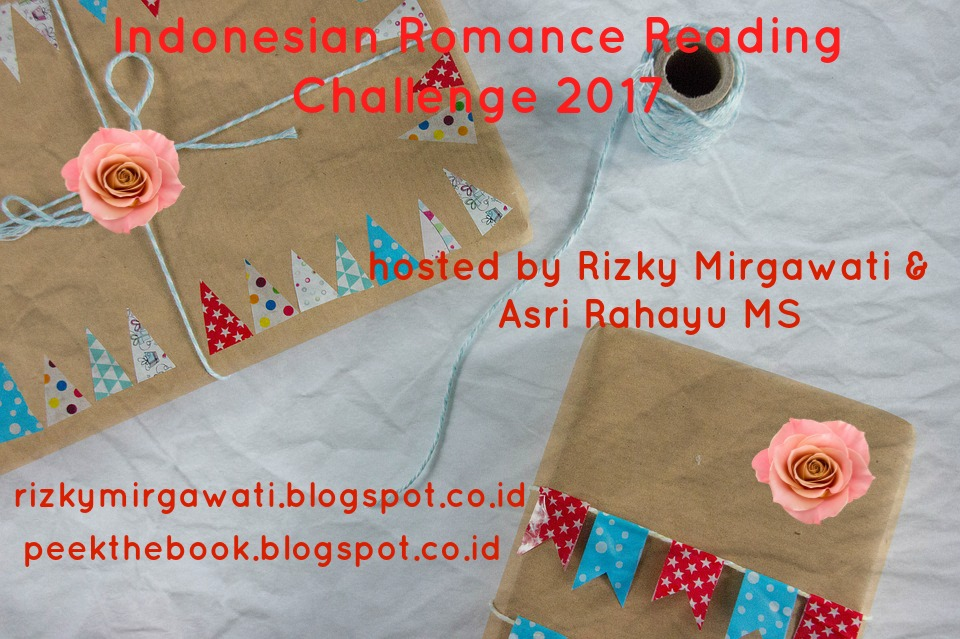 Indonesian Romance Reading Challenge 2017