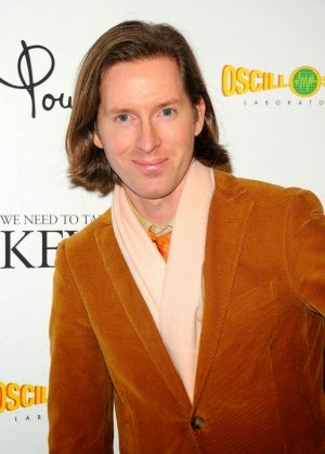 Film Director Wes Anderson New Images