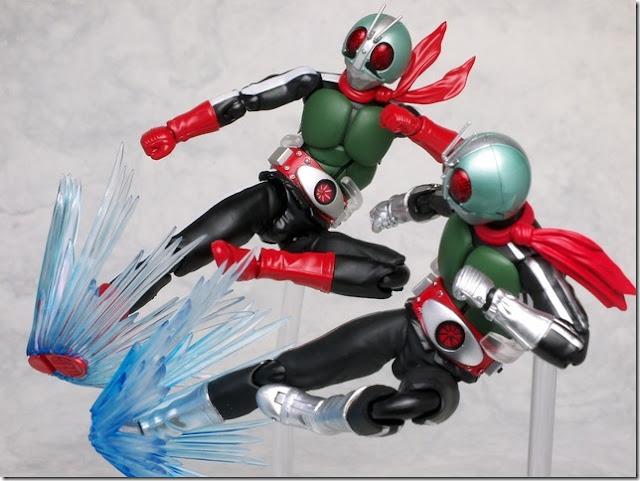 SHFiguarts Kamen Rider shin 2 go