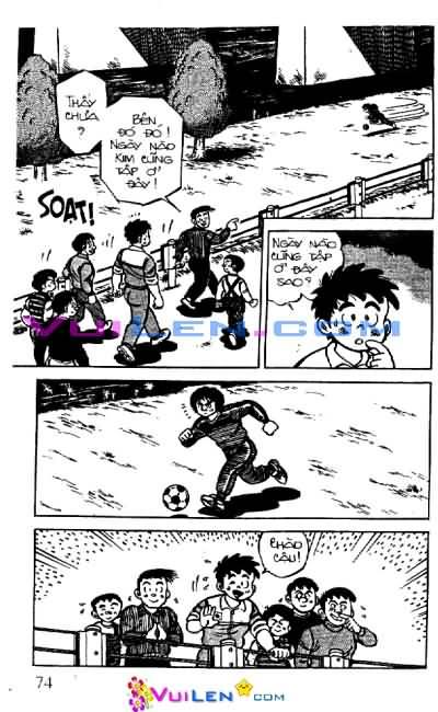 Jindodinho - Đường Dẫn Đến Khung Thành III  Tập 17 page 74 Congtruyen24h