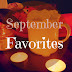 Autumn Favorites! ♥