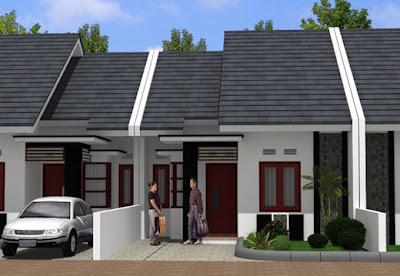 Design Rumah Kecil minimalis