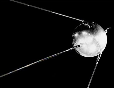 Sputnik (image courtesy of jpl.nasa.gov)