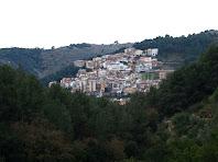 Sant Climent de Llobregat des del Camí de Torrelles