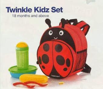TWINKLE KID SET