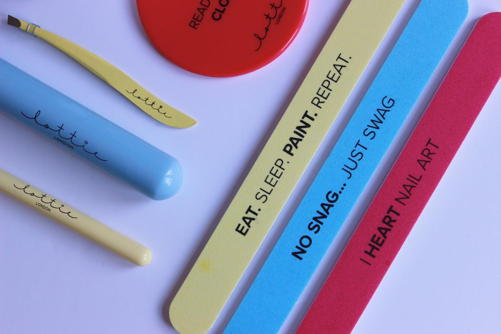Lottie London beauty tools
