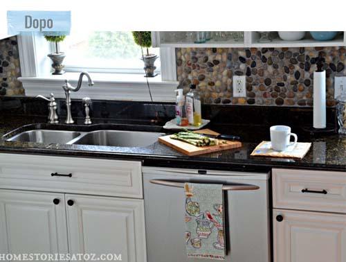 Trasformazione di due cucine arredamento facile - Tema sulla cucina ...