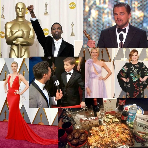 T&T ANNUAL OSCARS ROUND UP