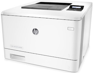 Free download driver for Printer HP Laserjet Pro M452dn