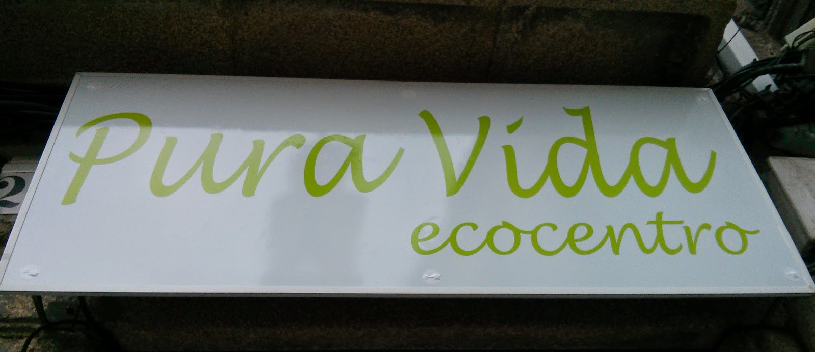 Pura Vida Ecocentro tienda ecologica coruña