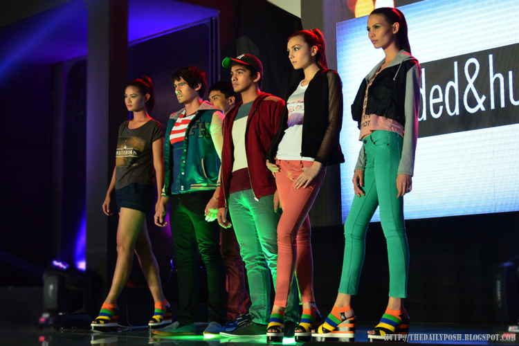SM City Fairview Lookbook 2012 - Folded & Hung