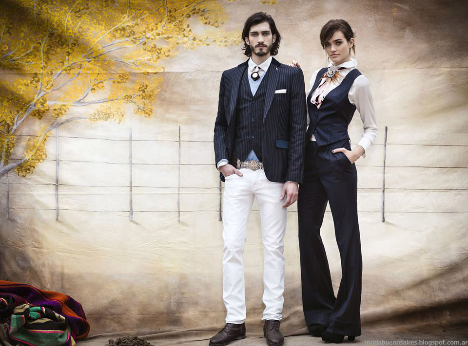 Moda otoño invierno 2015 Cardón. Ropa de moda hombre y mujer otoño invierno 2015.