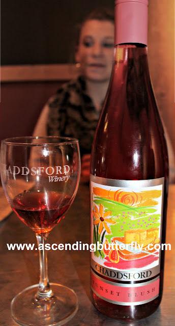 Chaddsford Winery, Brandywine Valley, 632 Baltimore Pike, US Route 1, Chadds Ford, Pennsylvania, #BVFoodie, Chaddsford Winery Sunset Blush
