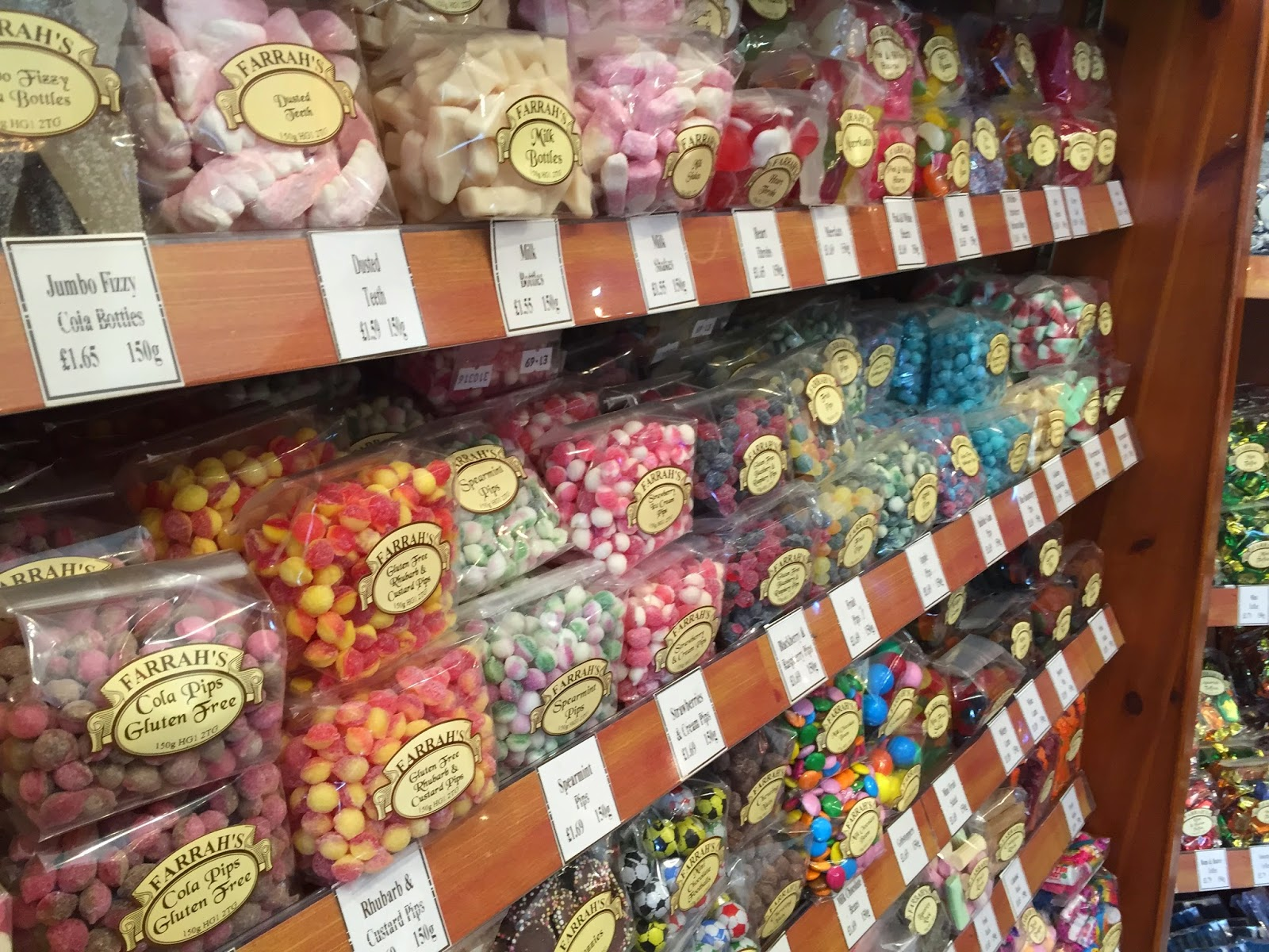 Sweet Shop, Harrogate