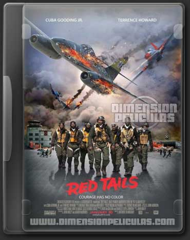 Red Tails (BRRip HD Ingles Subtitulado) (2012)