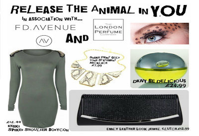 release the animal in you set